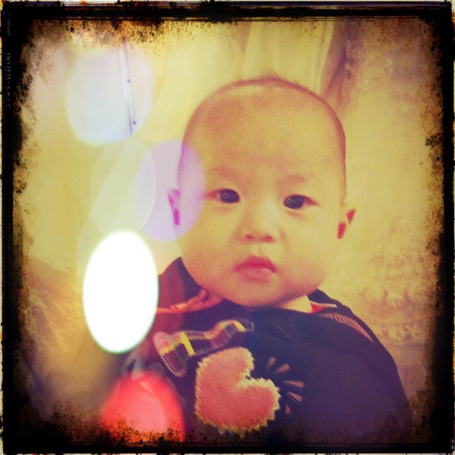 ユナちゃん6ヶ月